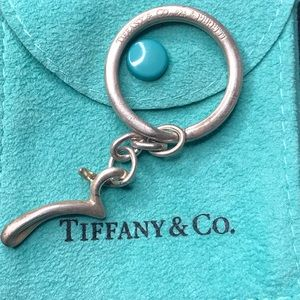 Tiffany & Co key chain